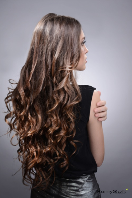 How To Blend Your Extensions With Short Hair Remysoft Hair Care