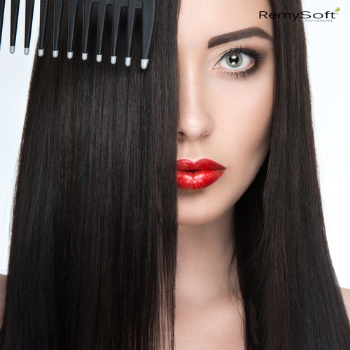 how to minimize hair tangling remysoft hair care