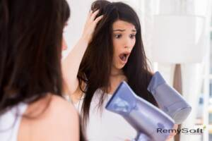 Did you know your blow dryer can cause dry hair?