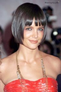 Short hair looks great with quality hair care.