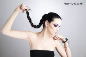 Keep your hair healthy and beautiful with hair products for remy hair.