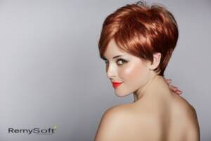 Use great sulfate free shampoo on your cropped hair.