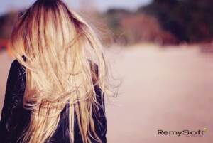 Keep hair healthy with sulfate free shampoo and conditioner.