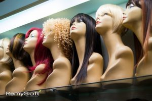 Learn more about how to care for synthetic wigs!