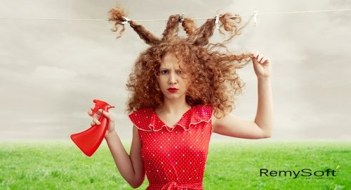 Humidity can affect hair, even with quality hair care products.